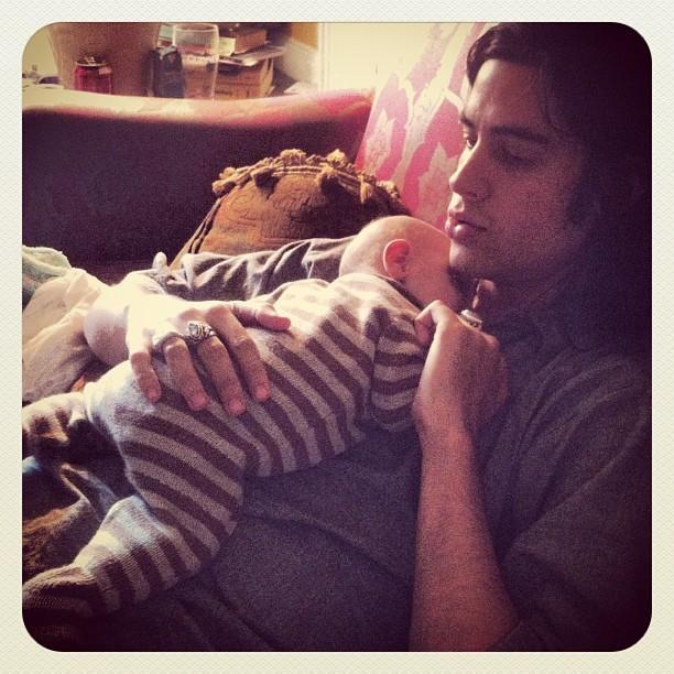 La sieste pour le petit Astala