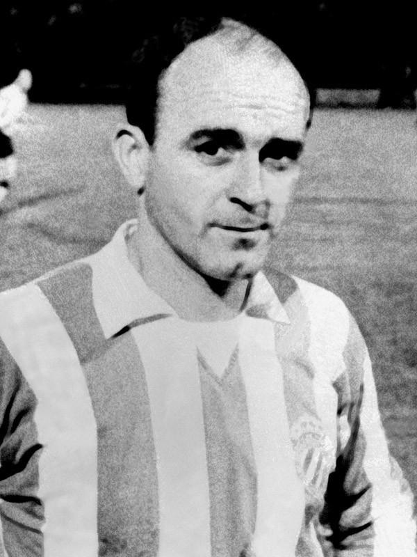 Alfredo Di Stefano (88 ans)