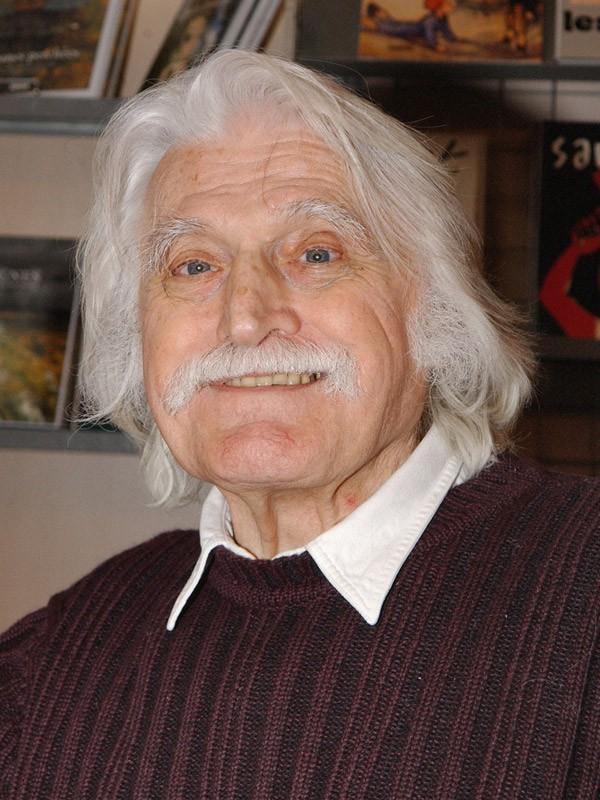 François Cavanna (90 ans)