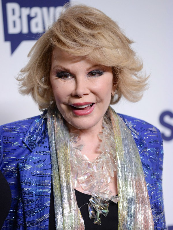 Joan Rivers (81 ans)
