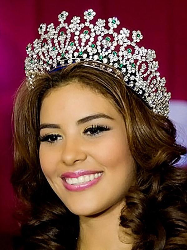 Maria José Alvarado (19 ans)
