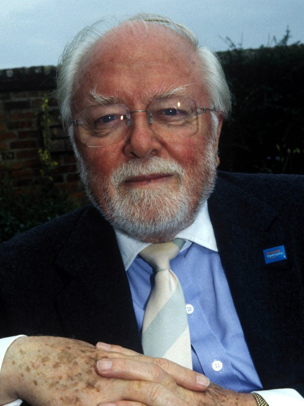 Richard Attenborough (90 ans)