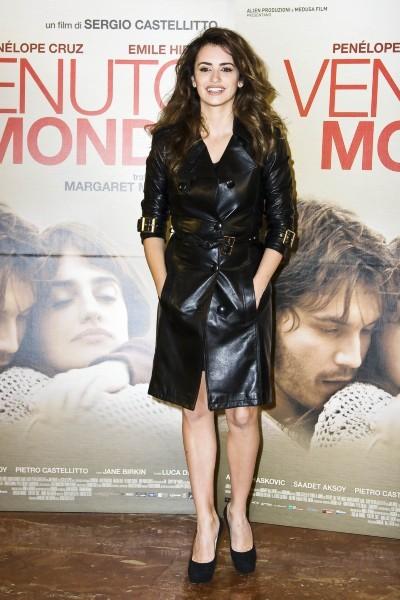 Penelope Cruz le 5 novembre 2012 à Rome