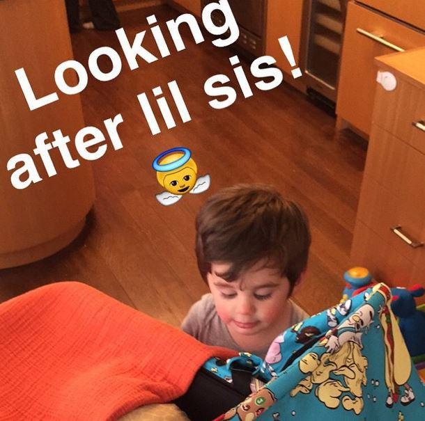 Photos : Perez Hilton dévoile des photos de sa baby girl !