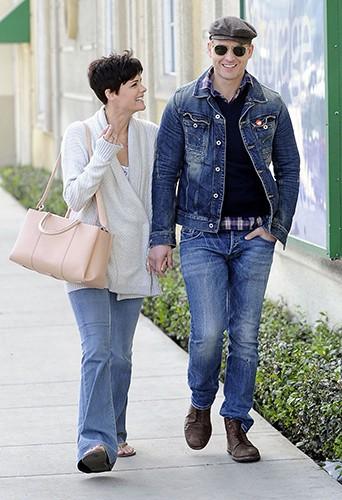 Jaimie Alexander et Peter Facinelli à Los Angeles le 22 mars 2014