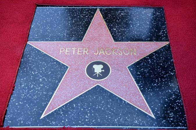 Peter Jackson le 8 décembre 2014