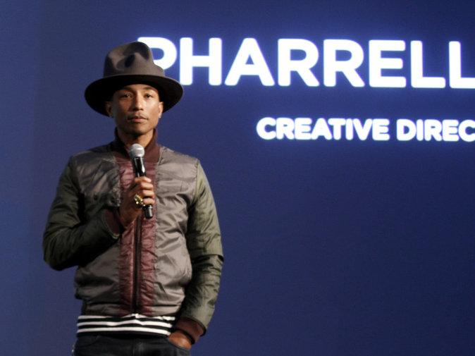 Photos : Pharrell agrandit son empire mode avec G-Star