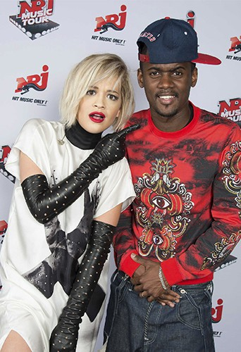 Rita Ora et Black M au Trianon pour le NRJ Music Tour !