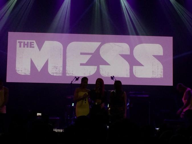 The Mess au Trianon pour le NRJ Music Tour