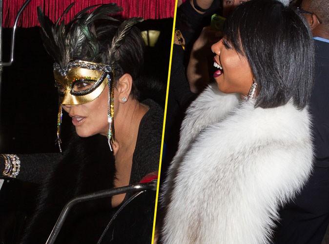 Kris Jenner et Kelly Rowland : toutes les deux invitées à la grandiose fête d'anniversaire de Tina Knowles, la maman de Beyoncé !