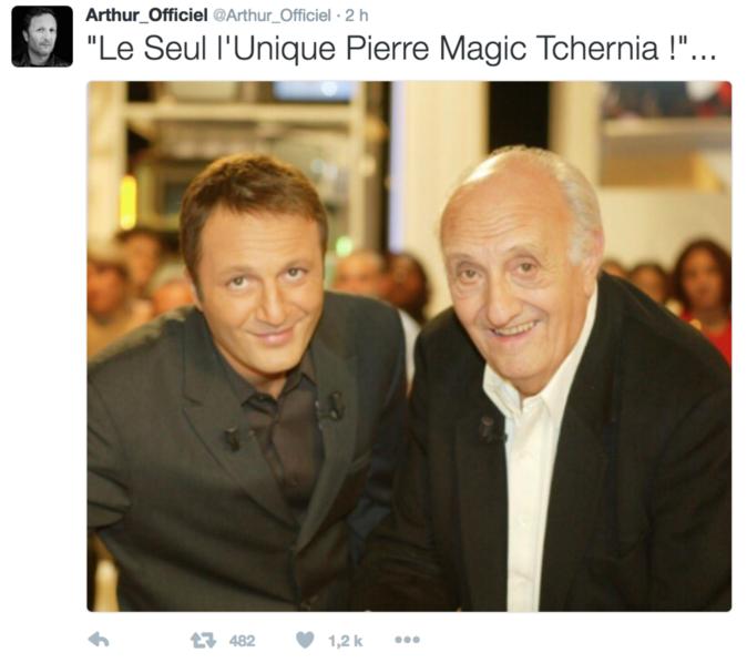 Hommage à Pierre Tchernia, ce 8 octobre 2016