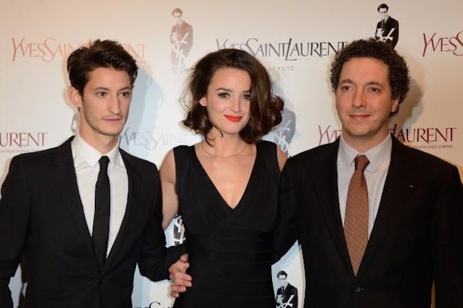 Le casting du film : Pierre Niney et Guillaume Gallienne de la Comédie Française avec Charlotte Le Bon !