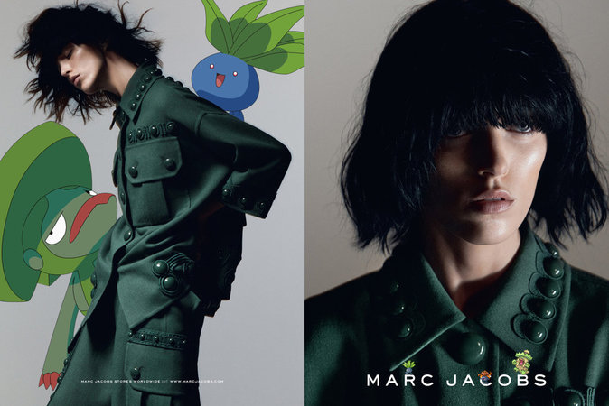 Marc Jacobs x Pokémon