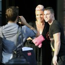Pink le 13 juillet 2012 à New York