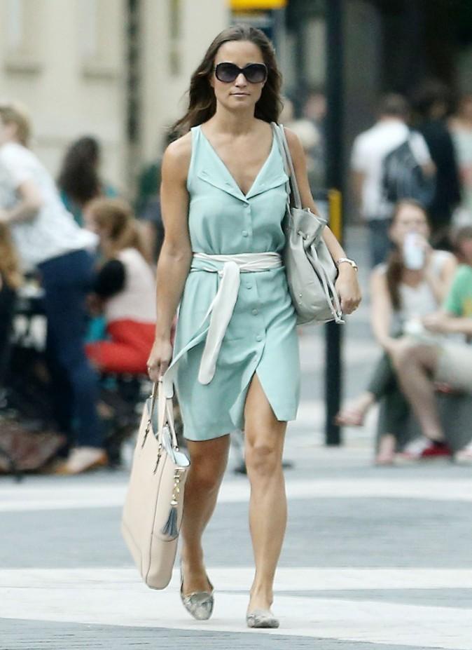Pippa Middleton, un look très estival