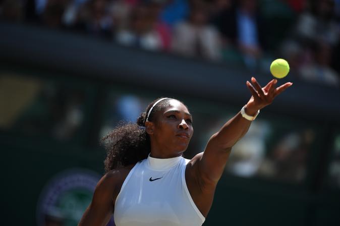 Serena Williams remporte Wimbledon 2016