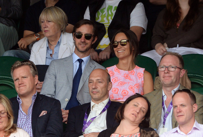 Pippa Middleton a dit OUI !