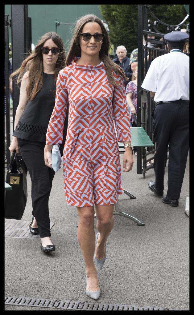 Pippa Middleton est sublime