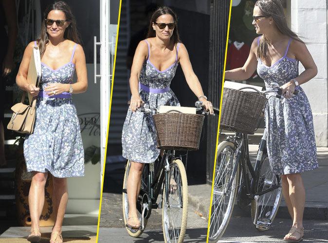 """Photos : Pippa Middleton : non, elle le repète, elle n'est pas """"une personnalité mondaine"""" !"""