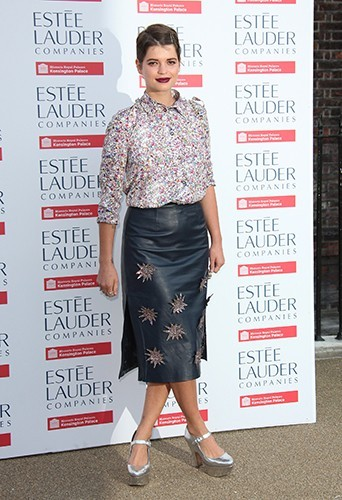 Pixie Geldof à Londres le 4 juillet 2013