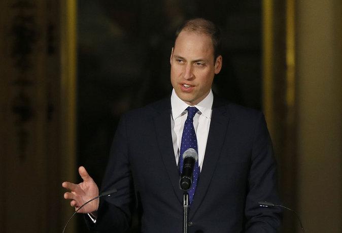 Photos : Prince William : ses espoirs pour George et Charlotte