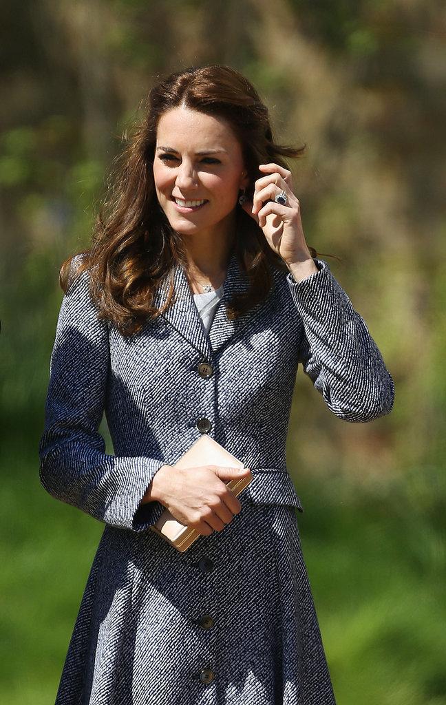 Photos : Princesse Kate : George et Charlotte privés de sortie !