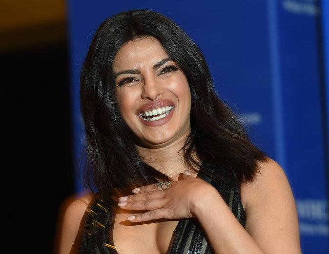 Priyanka Chopra en 2016