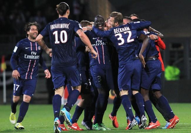 Le match PSG-OL dimanche 12 mai 2013 à Lyon