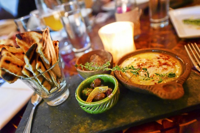Photos : Public a testé pour vous : Tagine, le restaurant de Ryan Gosling !