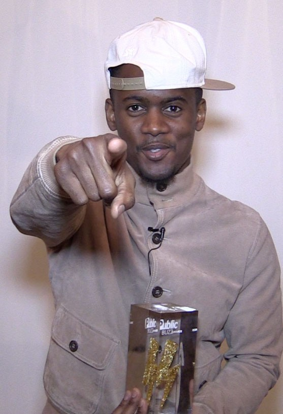 Black M : lauréat du Public Business Buzz Award