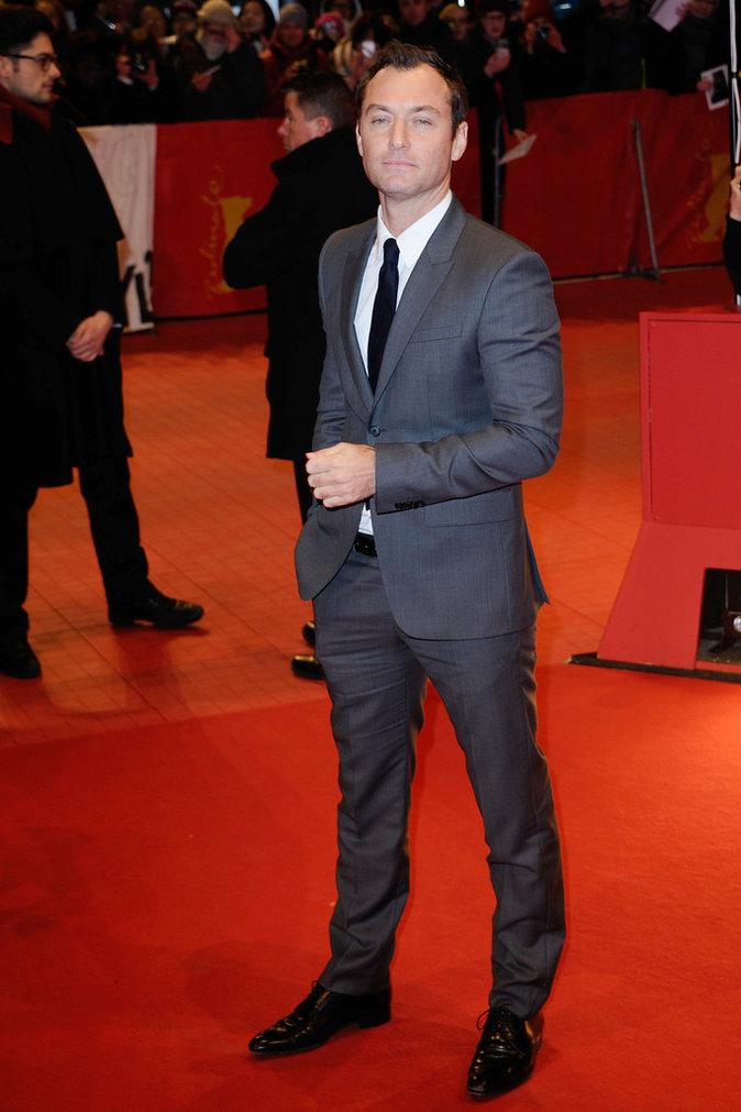 Photos : Public Man Crush : Jude Law : dégarni mais toujours aussi sexy!