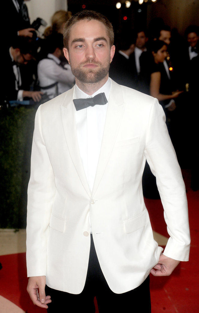 Photos : Public Man Crush : Robert Pattinson parmi les beaux gosses du Met Gala 2016 !