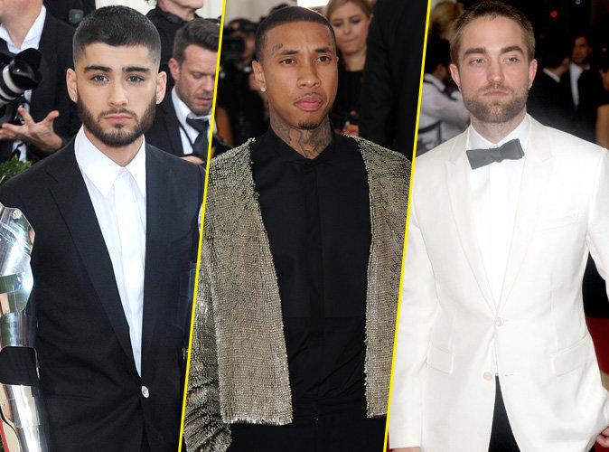 Public Man Crush : Zayn Malik, Tyga, Robert Pattinson... les beaux gosses du Met Gala 2016 !