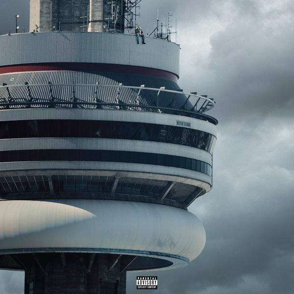 La pochette de son nouvel album : Views