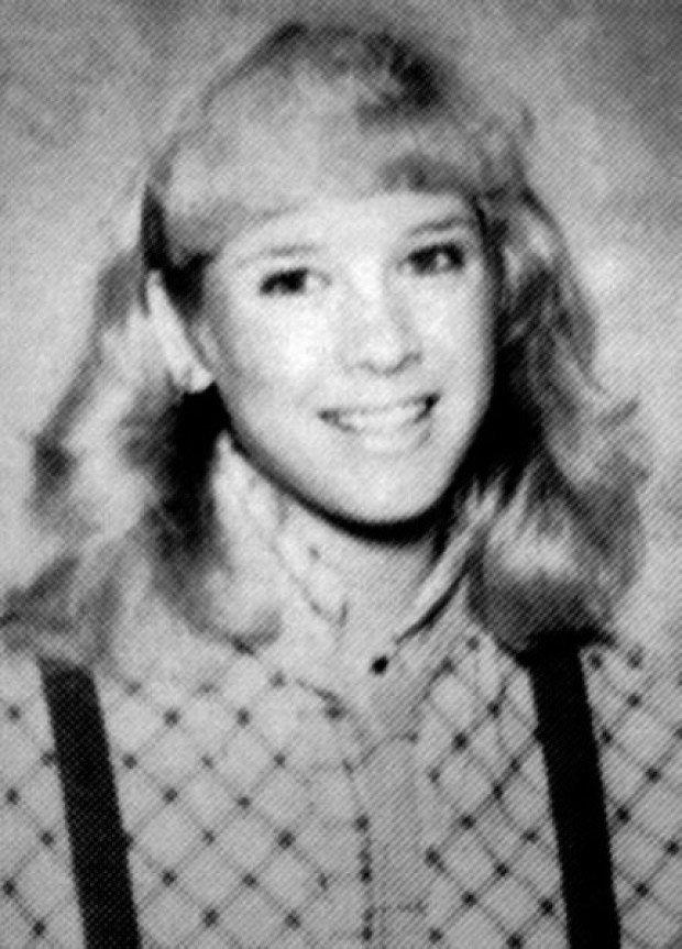 Renée Zellwerger dans sa jeunesse