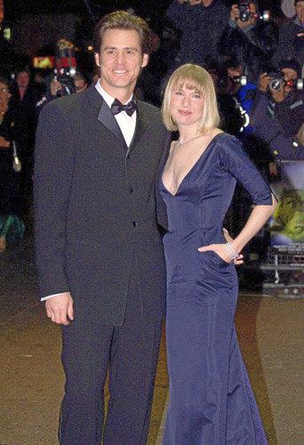 Renée Zellwerger : Les hommes de sa vie : Jim Carrey (1999-2000)