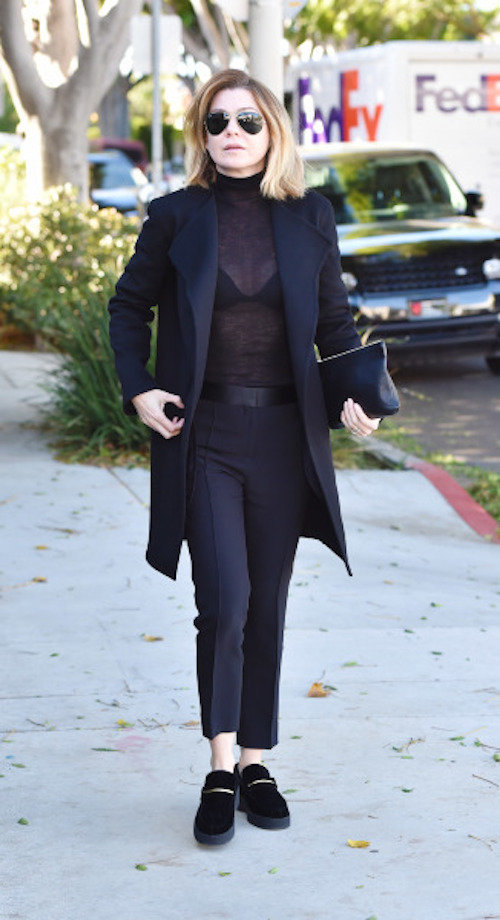 Photos : quand Ellen Pompeo (Grey's Anatomy) la joue Kim Kardashian !