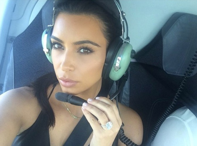 Photos : Quand Kim et Kourtney Kardashian s'envoient en l'air !