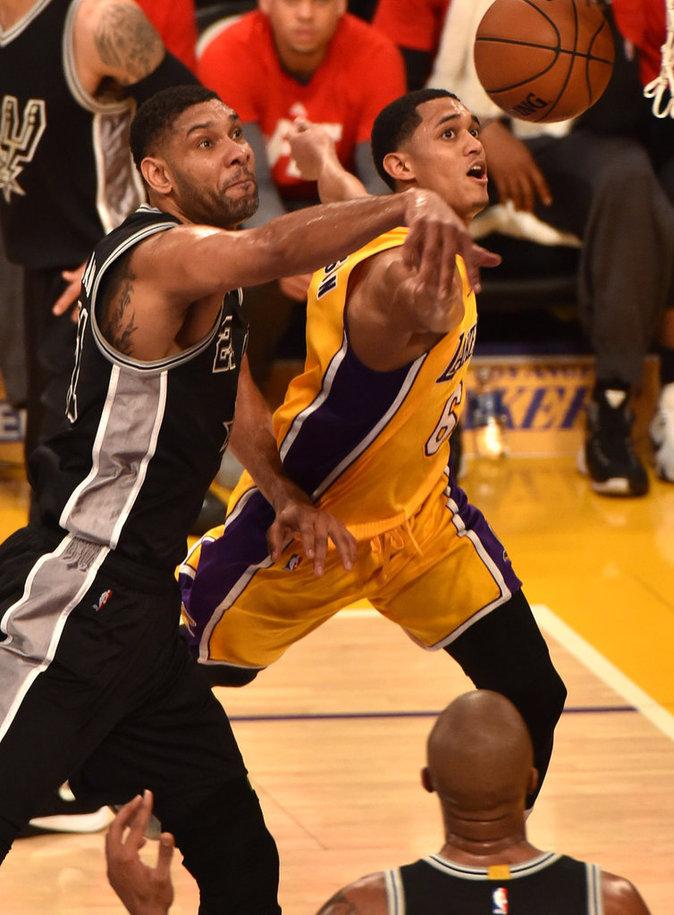 Jordan Clarkson en NBA