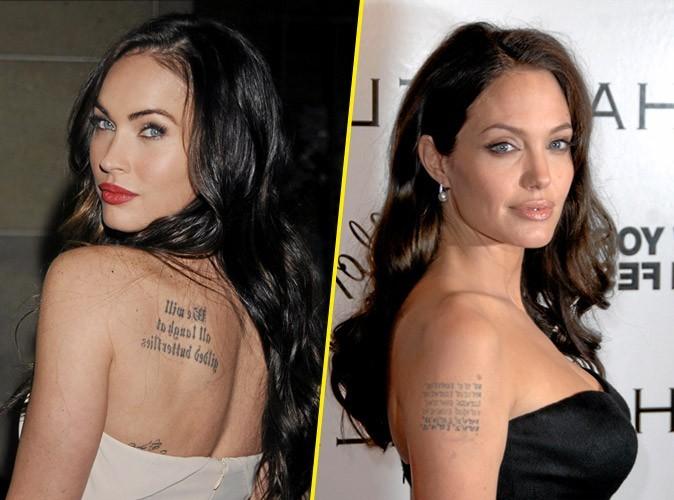 Photo : Megan Fox : sosie d'Angelina Jolie