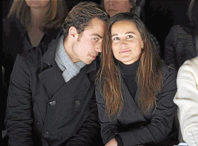 James, le frère et Pippa, la soeur de Kate Middleton