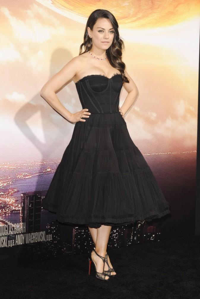 Femmes : 1ere : Mila Kunis