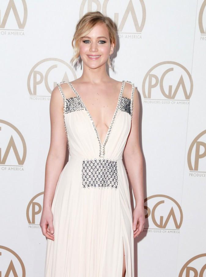 Femmes : 3ème : Jennifer Lawrence