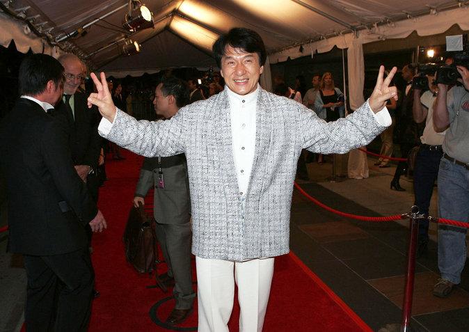 Jackie Chan : 61 millions de dollars