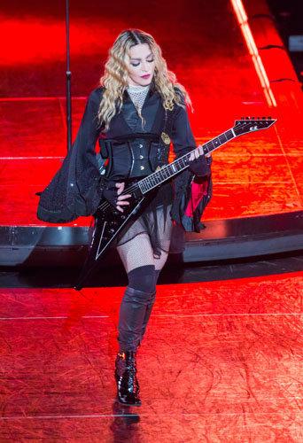 Madonna : 76,5 millions de dollars