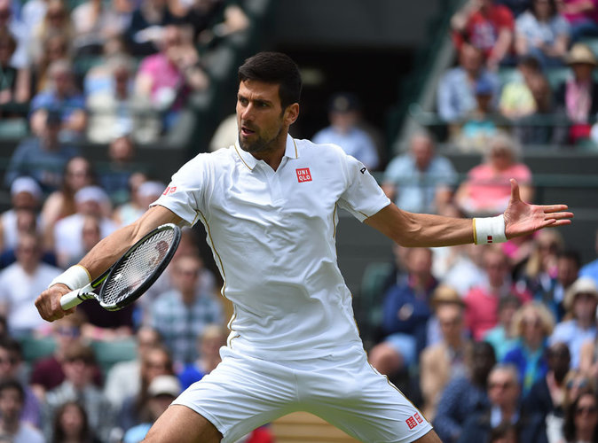 Novak Djokovic : 56 millions de dollars