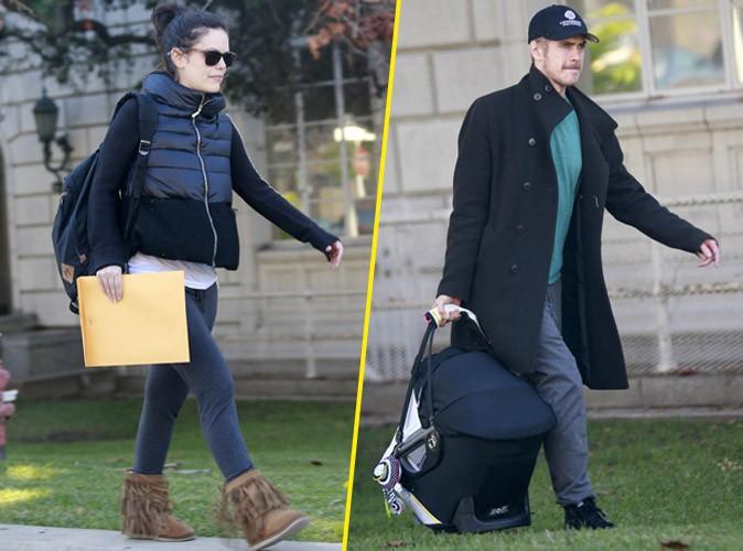 Rachel Bilson et Hayden Christensen : première sortie en famille depuis l'arrivée de bébé !