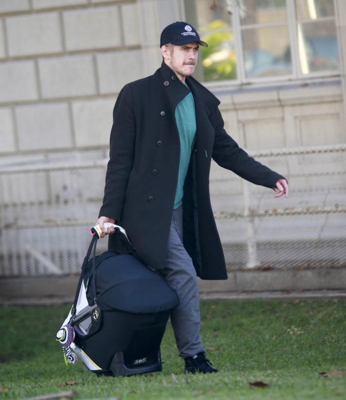 Hayden Christensen le 13 janvier 2015