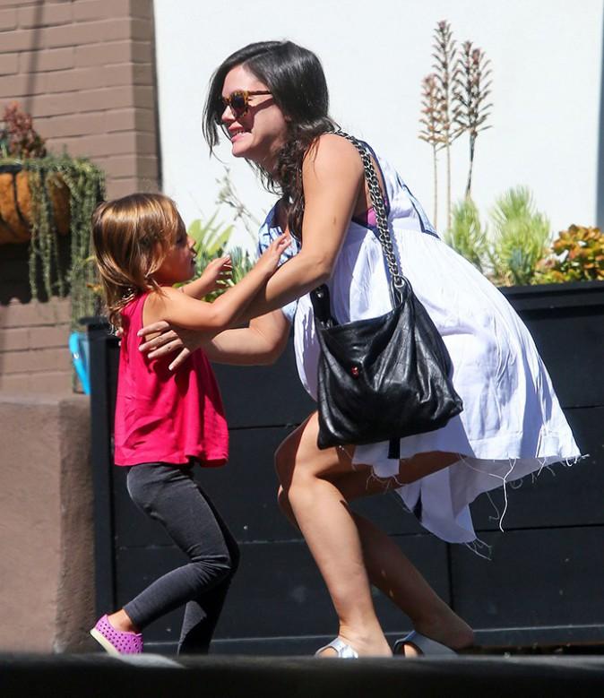 Rachel Bilson: très enceinte, l'actrice s'entraîne avant l'arrivée de bébé !