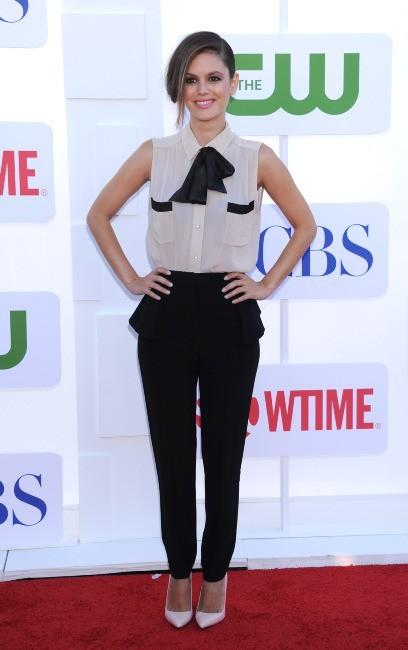 Rachel Bilson lors de la soirée Television Critics Association's Summer Party 2012 à Beverly Hills, le 29 juillet 2012.